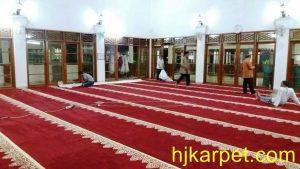 Jual Karpet Masjid dan Tips Pemilihan Tampilan