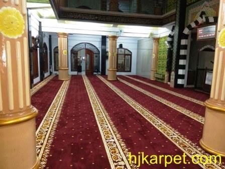 Karpet Masjid Baitul Makmur Srengseng