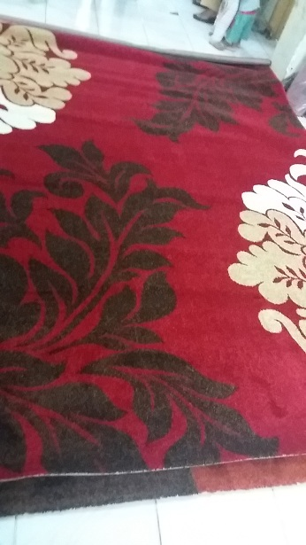 KARPET PARIS 9509 RED