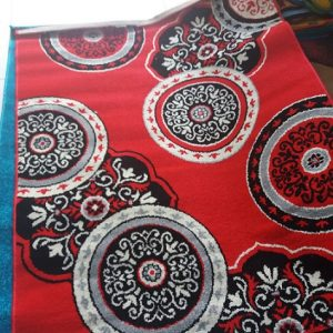 KARPET PARIS 9526 RED