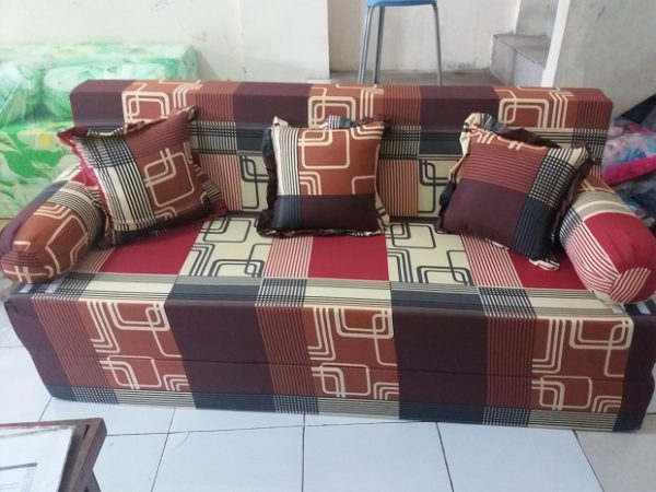 SOFABED/KASUR THREE IN ONE
