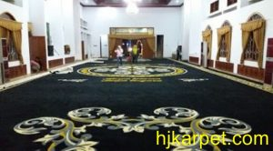 Karpet Pendopo Kabupaten Subang