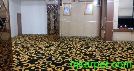 Karpet Ruangan Bupati Solok Sumatra Utara