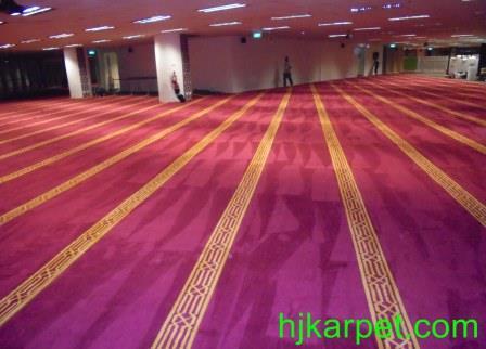 Karpet gedung Telkom Gatot Subroto
