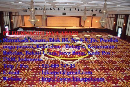 Karpet Ballroom Murah