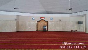 Jual Karpet Tebal Masjid