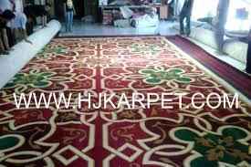 Pemasangan Karpet Ballroom Terbaik
