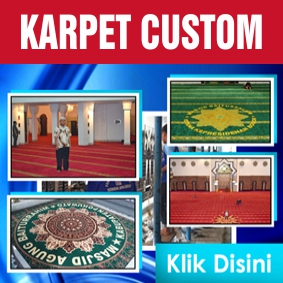 Jual Karpet Masjid Di Kabupaten Bojonegoro