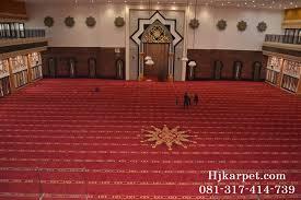 jual karpet masjid termurah