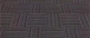 Karpet Tile Polypropylene Motif