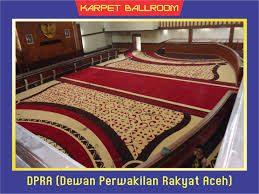 jual karpet ballroom di kota bogor