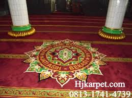 Jual Karpet Tebal Masjid kota Tasikmalaya
