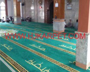 Jual Karpet Tebal Masjid Kota Sukabumi
