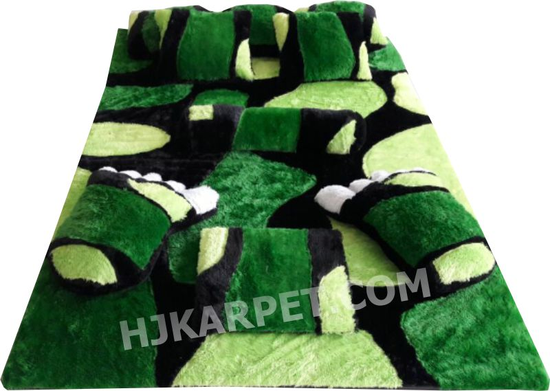 Rasfur Minimalis Green