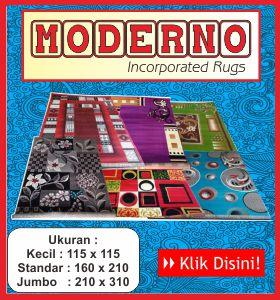 Karpet Permadani Moderno