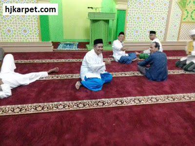 Jual Karpet Roll Turki Masjid   masjid at-taqwa permata hijau