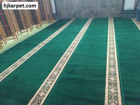 Jual Karpet Turki Pekayon, Masjid Roll Jaya Bekasi