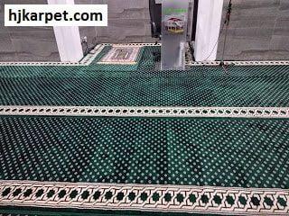 Jual Karpet Masjid Roll Turki | Marga Jaya Bekasi