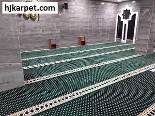Jual Karpet Masjid Jakasetia Roll Turki Bekasi