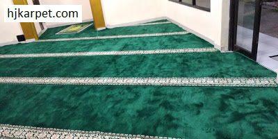 Karpet Masjid Roll Turki Kota Baru Bekasi | Harga Murah