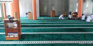 pemasangan Karpet Masjid Bailtul Ilmi Al Falah Jakarta