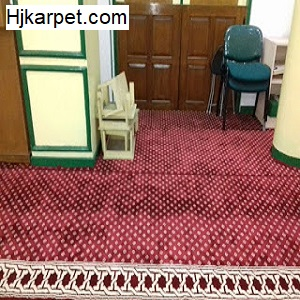 Jual Karpet Masjid turki Al Bayyinah Jakarta Selatan