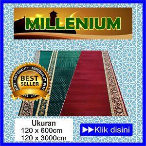 karpet masjid turki millenium