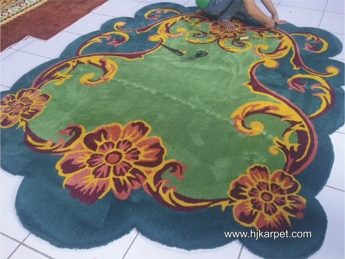 Karpet Rugs HJ014