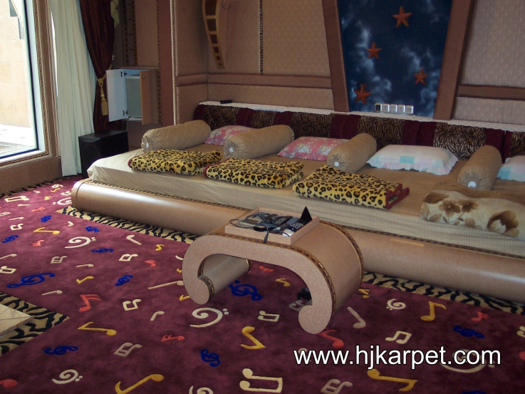 Karpet Custom Rugs Ibu Dewi