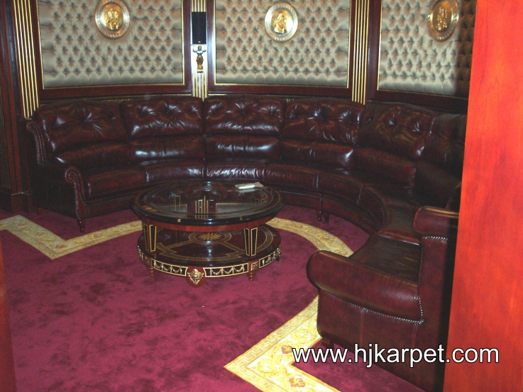 Karpet Custom Design Ancol