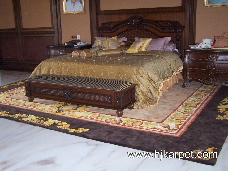 Karpet Rugs Custom Design