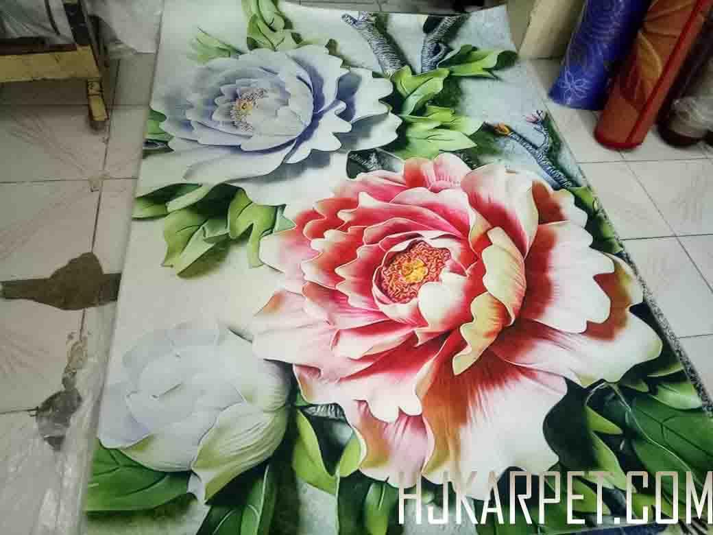 Karpet 3D Hj002