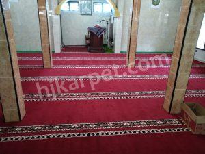 karpet masjid lokal
